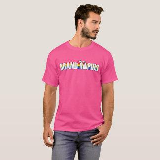 Grand- Rapidsstolz-T-Stück T-Shirt