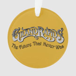 Grand- Rapidsverzierung - die Zukunft, die nie war Ornament
