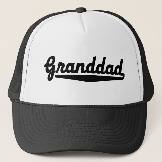 granddad truckerkappe
