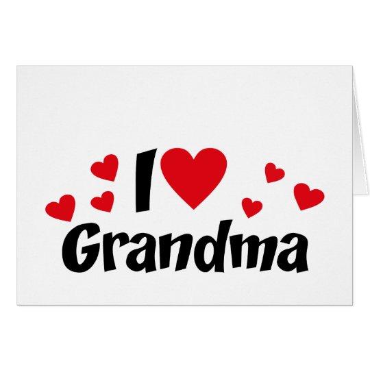 grandma karte