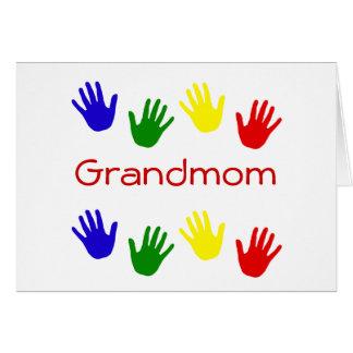 Grandmom Karte