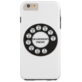 Grandmoms iPhone Case-Mate starkes 6/6s plus Fall