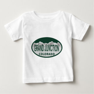 Grands- Junctionlizenzoval Baby T-shirt