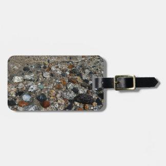 Granit-Kiesel in Tenaya Seeyosemite-Natur Kofferanhänger