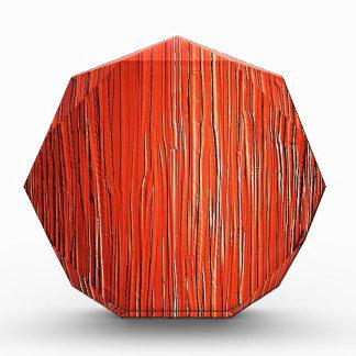 Graphitabstrakte antike Kram-Art-Mode-Kunst S Acryl Auszeichnung