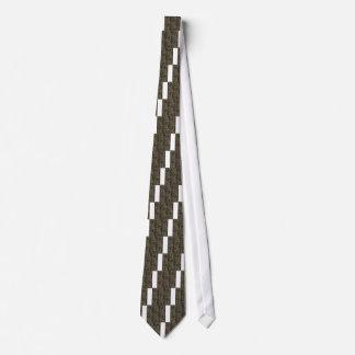 Graphitabstrakte antike Kram-Art-Mode-Kunst S Krawatte