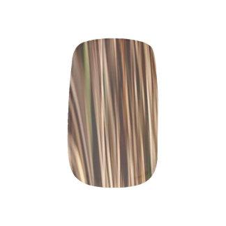 Gras-Nagel-Kunst Minx Nagelkunst