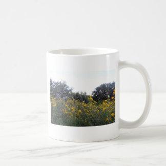 Grasland-Garten Kaffeetasse