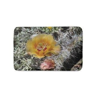 Graslandkaktus-Blume Badematte