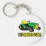 Grasscar T-Shirts und Geschenke Schlüsselband
