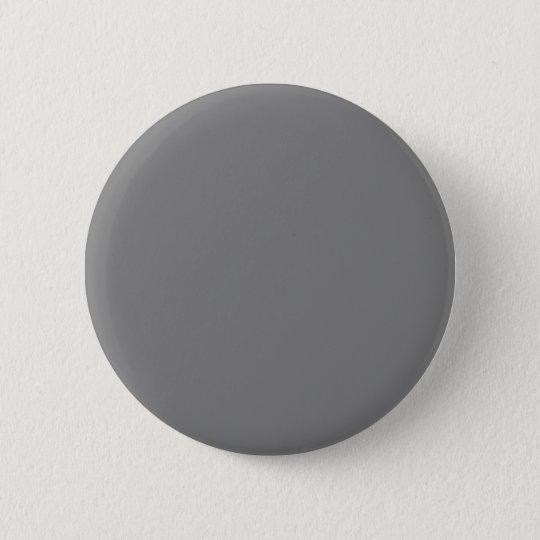 Grau 50% runder button 5,7 cm