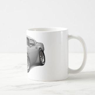 Grau-Auto 1979-81 Transportes morgens Kaffeetasse