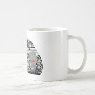 Grau-Auto Fiats 500 Abarth Kaffeetasse