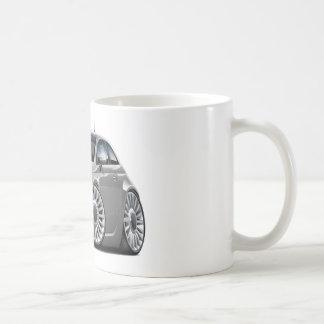 Grau-Auto Fiats 500 Kaffeetasse