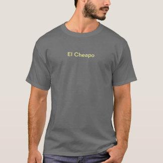 Grau EL Cheapo T-Shirt