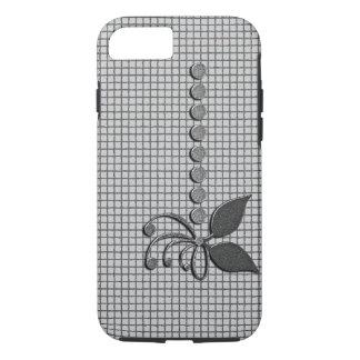 Grau gemustert iPhone 8/7 hülle