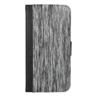 Grau iPhone 6/6s Plus Geldbeutel Hülle