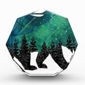 Graubär-Gebiet Auszeichnung