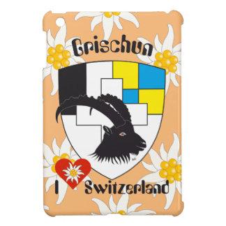 Graubünden Grischun Schweiz iPad Mini Hülle