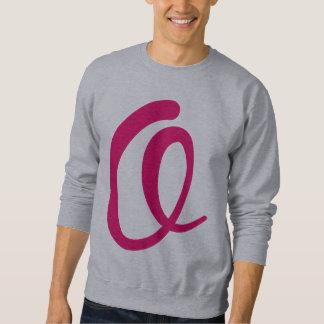 Graue Fleece O (Unisex) Sweatshirt