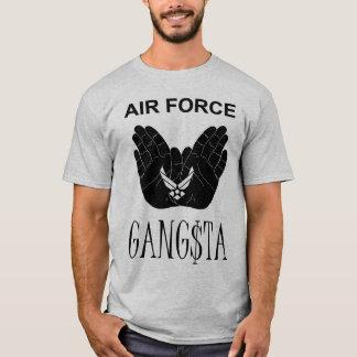 Graue Luftwaffe Gangsta T-Shirt
