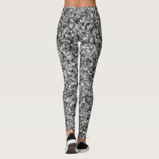 Graue Tarnungs-Gamaschen Leggings