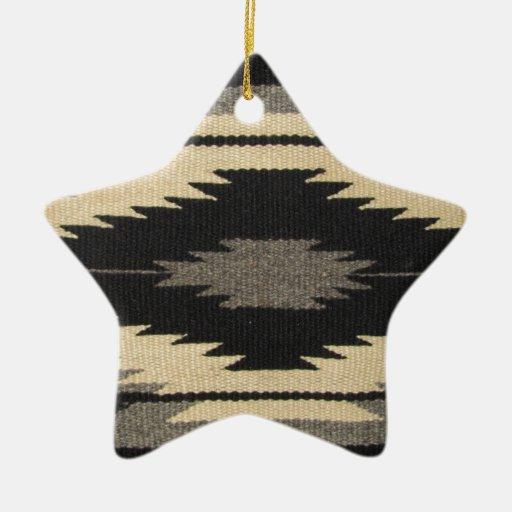grauer dazzler keramik stern ornament zazzle. Black Bedroom Furniture Sets. Home Design Ideas