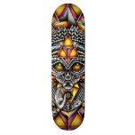 Grauer Geist von Pineal Personalisierte Skateboards
