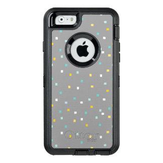 Grauer geometrischer Muster Otterbox iphone Kasten OtterBox iPhone 6/6s Hülle