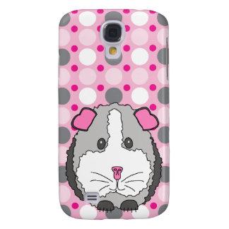 Grauer Meerschweinchen Iphone 3 Speck-Kasten Galaxy S4 Hülle