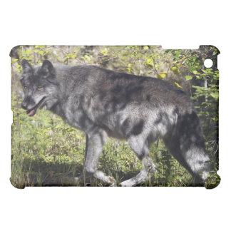 Grauer Wolf iPad Fall iPad Mini Schale