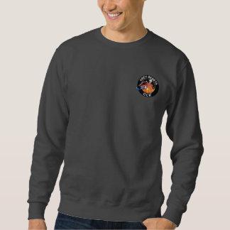 Graues Barett-Freund-Schweiss-Shirt Sweatshirt
