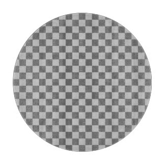 Graues Kombinations-Schachbrett durch Shirley Schneidebrett
