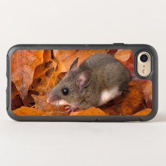 Graues Mäusetier OtterBox Symmetry iPhone 8/7 Hülle