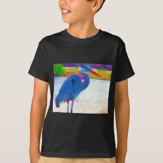 Graureiher T-Shirt