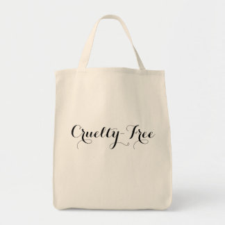 Grausamkeit-Freie Taschen-Tasche Tragetasche