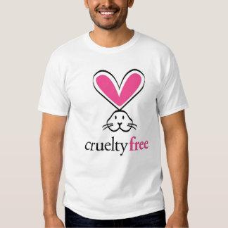 Grausamkeit geben frei t shirts