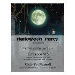 Graveyard-Halloween-Party 21,6 X 27,9 Cm Flyer
