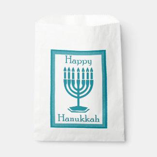 Graviertes Menorah Geschenktütchen