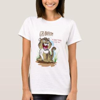 GRAWRR! - Damen-Baby - Puppe T-Shirt