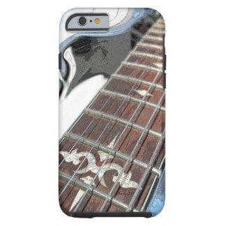 Grayson abstrakter Gitarren-Telefon-Kasten durch Tough iPhone 6 Hülle