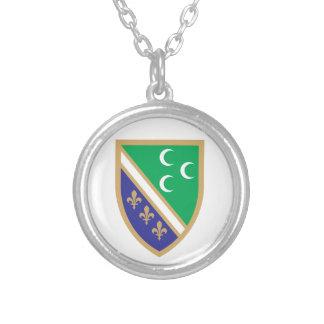 Grb Sandžaka, Sandžak Wappen Halskette Mit Rundem Anhänger