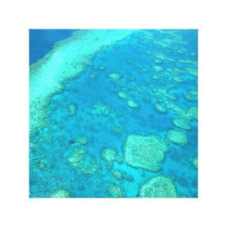 Great Barrier Reef Leinwanddruck