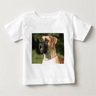 Great Dane - fawn / Deutsche Dogge - gelb Baby T-shirt