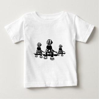Great Dane Graphic Baby T-shirt