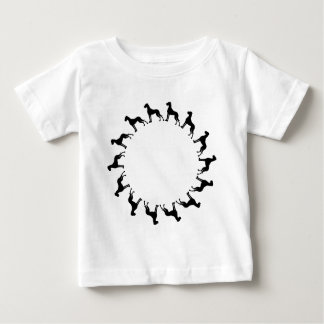 Great Dane Images Baby T-shirt