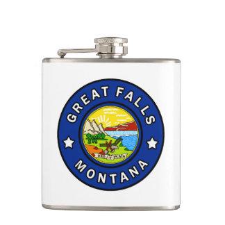 Great Falls Montana Flachmann