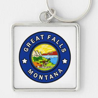 Great Falls Montana Schlüsselanhänger