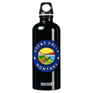 Great Falls Montana Wasserflasche