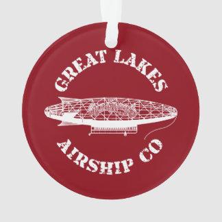 Great Lakes Airship Company Weihnachtsverzierung Ornament